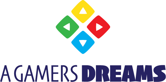 A Gamers Dreams Logo, agamersdreams.com