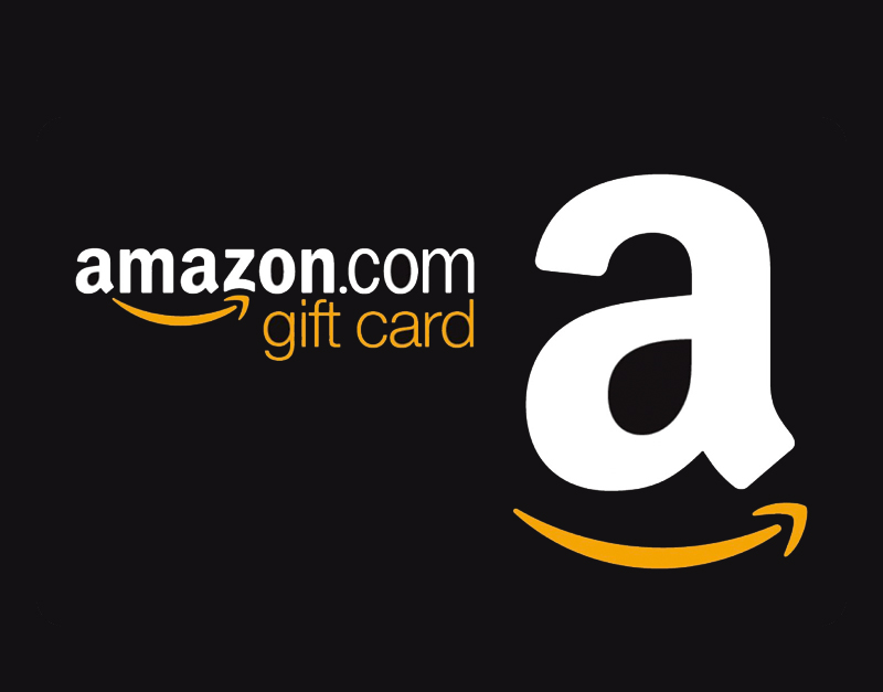 Amazon Gift Card, A Gamers Dreams, agamersdreams.com