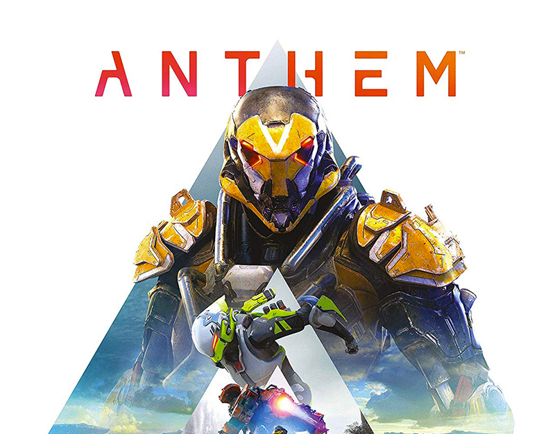 Anthem (Xbox One), A Gamers Dreams, agamersdreams.com