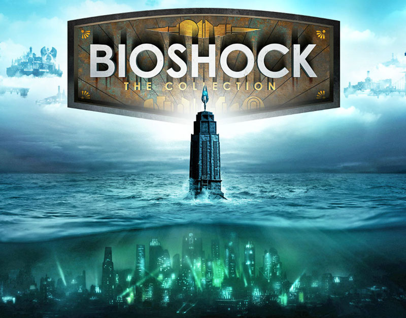 BioShock: The Collection (Xbox One), A Gamers Dreams, agamersdreams.com