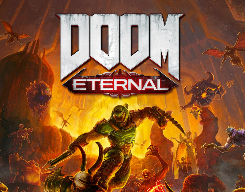 DOOM Eternal Standard Edition (Xbox One), A Gamers Dreams, agamersdreams.com