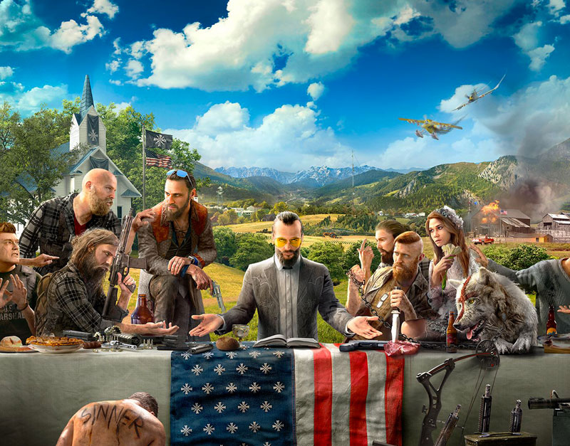 Far Cry 5 - Gold Edition (Xbox One), A Gamers Dreams, agamersdreams.com