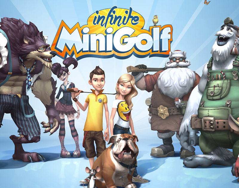 Infinite Minigolf (Xbox One), A Gamers Dreams, agamersdreams.com
