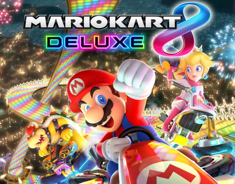 Mario Kart 8 Deluxe (Nintendo), A Gamers Dreams, agamersdreams.com