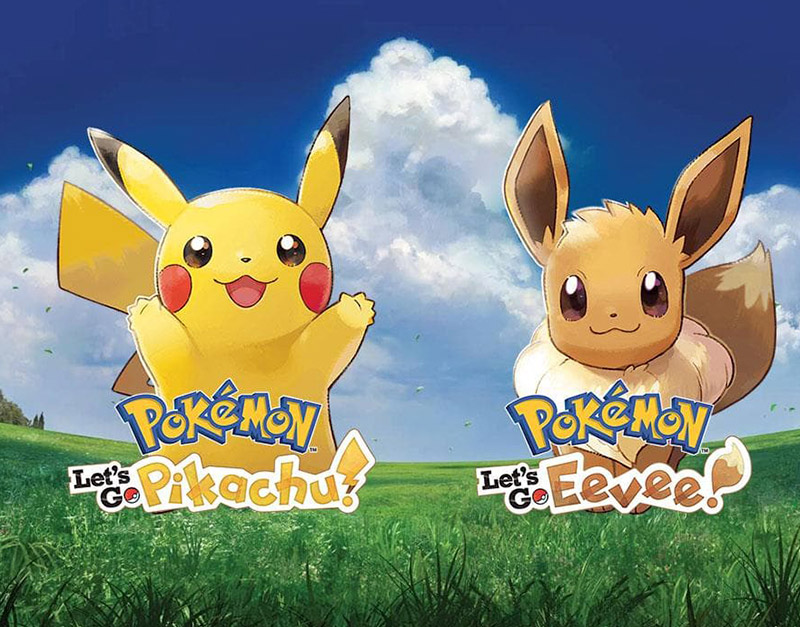 Pokemon Let's Go Eevee! (Nintendo), A Gamers Dreams, agamersdreams.com