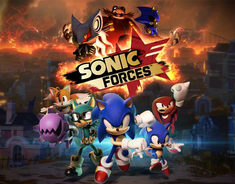 SONIC FORCES™ Digital Standard Edition (Xbox Game EU), A Gamers Dreams, agamersdreams.com