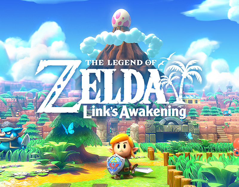 The Legend of Zelda: Link's Awakening (Nintendo), A Gamers Dreams, agamersdreams.com
