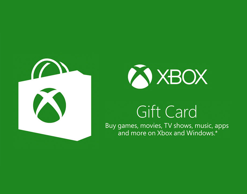 Xbox Live Gift Card, A Gamers Dreams, agamersdreams.com